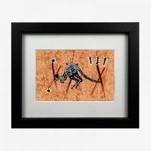 Thomas Avery frame kangaroo