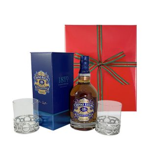 ROYAL DRINKS WITH CHIVAS